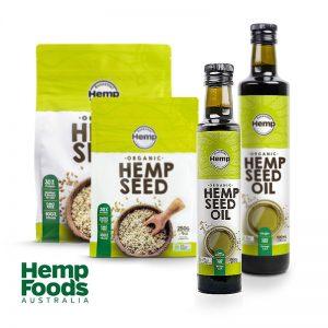 Hemp Foods all